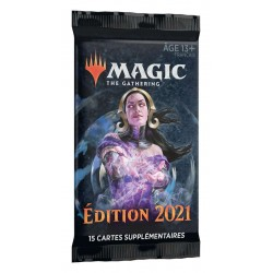Magic édition de base 2021...