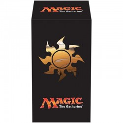 Deck Box Magic - Mana Plaine