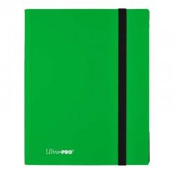 Portfolio A4 - Lime Green...