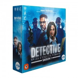 Detective - Saison 1