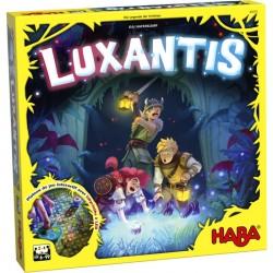Luxantis - Boite vue de face