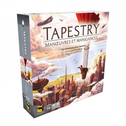 Tapestry - Manœuvres et...