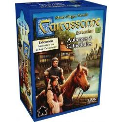 Carcassonne Extension 1 -...