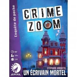 Crime Zoom – Un Écrivain...