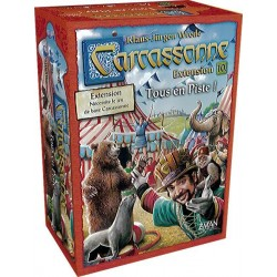 Carcassonne Extension 10 -...