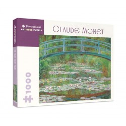 Puzzle 1000 pièces : Claude...