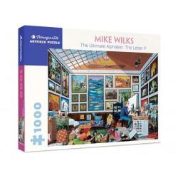 Puzzle 1000 pièces : Mike...