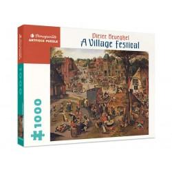 Puzzle 1000 pièces : Pieter...