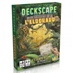 Deckscape - Le Mystère de...