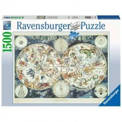 Puzzle 1500 pièces :...