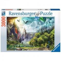 Puzzle 3000 pièces : Règne...
