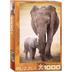 Puzzle 1000 pièces :...