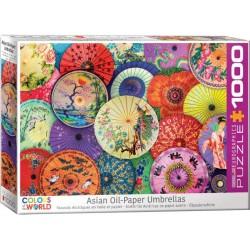 Puzzle 1000 pièces : Asian...