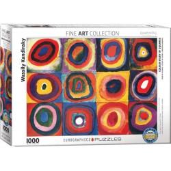 Puzzle 1000 pièces : Colour...