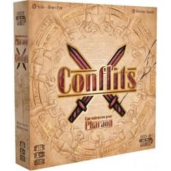 Pharaon - Conflits