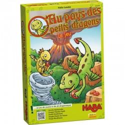 Au pays des petits Dragons - Boite vue de face