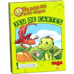 Au pays des petits Dragons le Jeu de Cartes - Boite vue de face