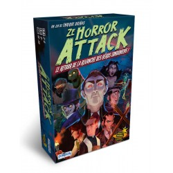 Ze Horror Attack : Le...