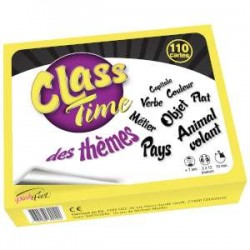 Class Time Thèmes