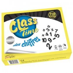 Class Time Chiffres