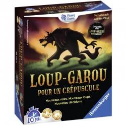 Loup Garou Pour Un Crepuscule