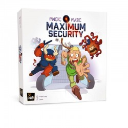 Magic Maze - Maximum Secutity