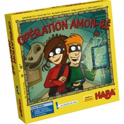 Opération Amon-Re - Boite vue de face