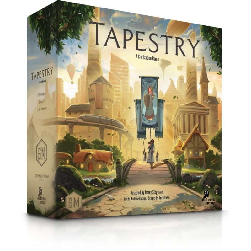 Tapestry - Boite