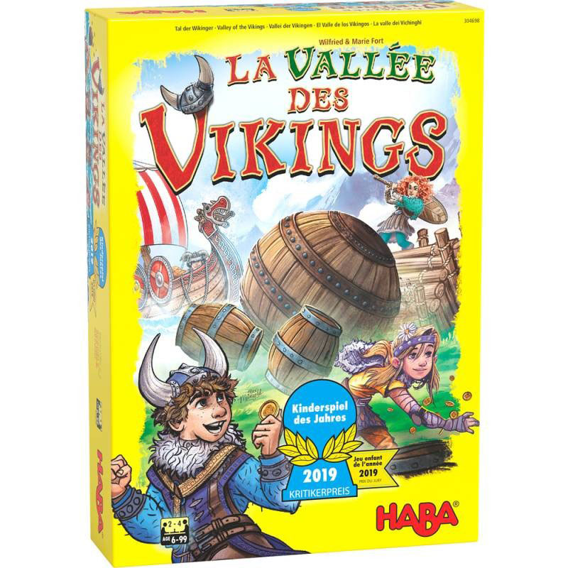 La Vallée des Vikings - Jeu